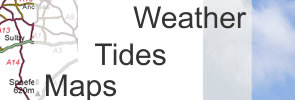 Weather, tides, maps